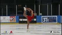 Glace 4, CQE2015, Juvénile  Danse Libre (REPLAY) (2015-08-09 16:15:29 - 2015-08-09 23:09:03)