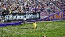 Inimi de cavaler! Galeria lui Poli Timisoara la 2-1 in meciul de 4-1 Poli-Dinamo