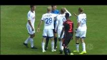 Goal Gregoritsch - Jena 2-2 Hamburger SV - 09-08-2015