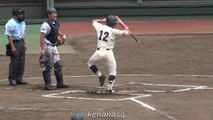 Insolite : L'échauffement d'un joueur de baseball japonais