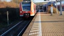 Vaihingen (Enz) - InterCity, ET 425, DoSto-Züge, ICE 1 + ICE 3, Karlsruher Stadtbahn (HD)