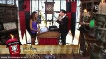 Fort Boyard 2015 : Valérie Bègue dans la Boyard Academy face à Vincent C. (émission du 29 août 2015)