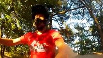 Rieju RR Stunts And Wheelies - PureGoProAction