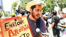 Presidente de Mexico NO QUIERO A PEÑA NIETO CHINGADA MADRE Peña Nieto