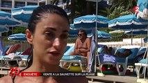 Côte d'Azur : les vendeurs à la sauvette très présents