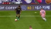Coutinho goal, Stoke 0-1 Liverpool at Britannia Stadium