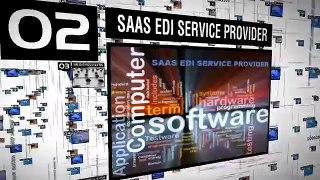 SAAS Based EDI by Amosoft SAAS EDI SAAS Cloud EDI SAAS EDI S