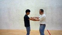 Lee Man Hung Ving Tsun Kung Fu 2015 - 詠春与李 - Fook Sau Techniques - Wing Chun - Hong Kong