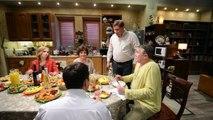 А ну-ка, гиляку внесите - Семья Президента за праздничным столом | Слуга народа