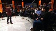 Markus Wiechel (SD) SVT-debatt om invandring 2015-01-22 Sverigedemokraterna