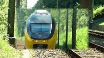 Treinen door Oosterbeek