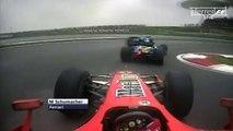 F1 2006 - R16 - Shanghai Highlights onboard
