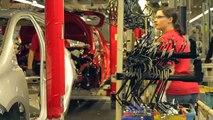 Toyota Motor Manufacturing France : Découverte de la fabrication de la Yaris à Onnaing