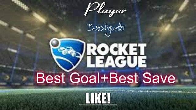 PC Rocket League | My best goal |Amazing Saves| (Montage)
