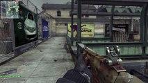 Call of Duty Modern Warfare 3 Team Deathmatch in Underground