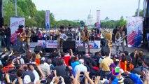 Corazón, música y política en la marcha por la reforma migratoria - Noticiero Univisión