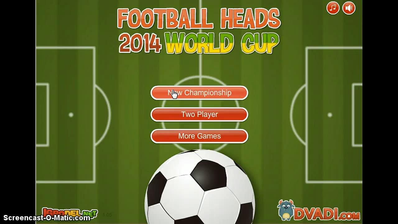 FIFA World Cup Head Soccer