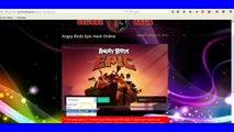 Angry Birds Epic Hack Game 2015 MAY ☆ UNLIMITED