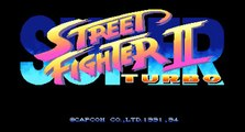 Super Street Fighter II Turbo Arcade Music - Ken Stage - CPS2