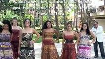 Miss Hawaii Teen USA  & Miss Hawaii USA 2010 Contestants Royal Hawaiian Center Appearance