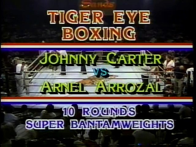 Classic Boxing From Atlantic City