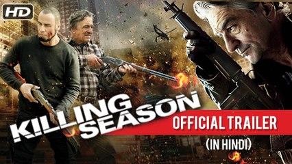Killing Season - Official Trailer 2015 FULL HD - Robert De Niro, John Travolta