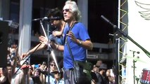 John Densmore of The Doors at OccupyLA
