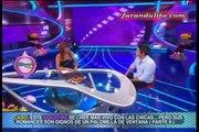 """Magaly Teve 29-03-2012 Magaly Medina tildó de """"jugadorcito"""" a admirador de Melissa Loza"""