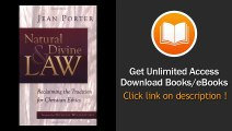 [Download PDF] Natural and Divine Law Reclaiming the Tradition for Christian Ethics