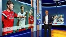 1.Runde DFB Pokal Saison 15/16 FC Carl Zeiss Jena - Hamburger SV