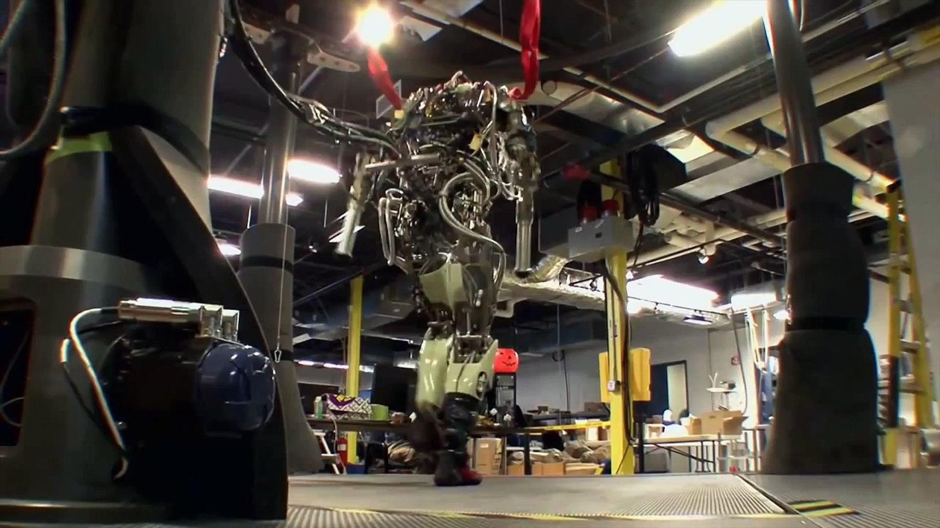 MegaBots interview Matt Carney (MIT Center for Bits and Atoms / MEKA Robotics)