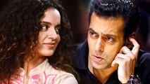 Salman Khan CALLED Kangana Ranaut Late Night