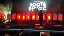 """The Weeknd - """"The Hills"""" Live at Roots Picnic"""