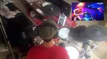 Rock Band 3 Pro Drums GS 99% Gaslight Anthem 45 Custom Song Roland Drums