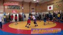 吉田、高速タックル復活へ  レスリング女子が合宿公開