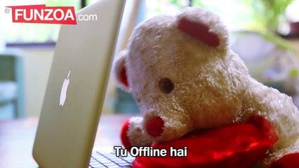 Tu Offline Hai | Funzoa Mimi Teddy