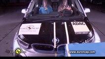 BMW i3 ADAC / Euro NCAP Crashtest
