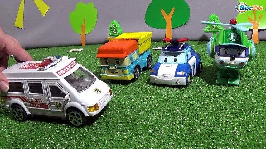 Машинки Все Серии Подряд Автобус, Скорая Помощь, Тягач, Мотоцикл, Мультики про Машинки - Тики Таки