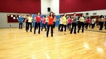 Dancing In The Sky - Line Dance (Dance & Teach in English & 中文)