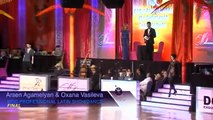 Arsen Agamalyan Oxana Vasilyeva . World championship latin show dance 2013 .Final .