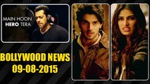 Main Hoon Hero Tera Full Video Song Releases Sung By Salman FANS GO CRAZY   09th Aug 2015