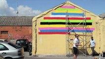 Street Art | MARTIN WHATSON Memorie Urbane Street art Festival 2014
