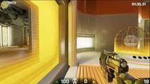 Unreal Tournament Falling Out of Training Map
