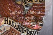 Máscara líquida -casera y barata- para aerógrafía.