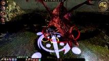 Dragon Age : Origins (PC) - Killing  Flemeth.