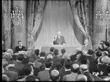 De Gaulle sa vision du sionisme et du conflit Israel Palestine - 1967