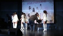A Pink 에이핑크 Photo Shoot @ Press Conference of 1st Concert Pink Paradise