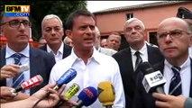 """""""La lutte contre l'insécurité routière est pour nous une priorité"""", affirme Manuel Valls"""