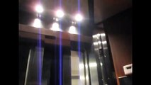 Otis High Speed Glass Elevators at CN Tower Toronto, Ontario, Canada