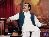 Azizi mimics Yousaf Raza Gillani and Gillani Saab is Bajrangi Bhai Jaan's Dance Moves- Watch The Clip